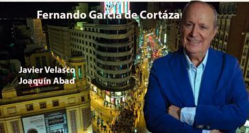 Conversaciones con Fernando García de Cortázar