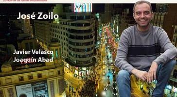 Conversaciones con el autor de El Alano, José Zoilo