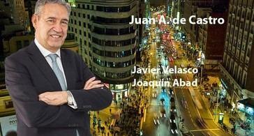 Con el autor de Soros, Rompiendo España, Juan Antonio de Castro