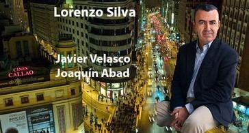 Conversciones con Lorenzo Silva