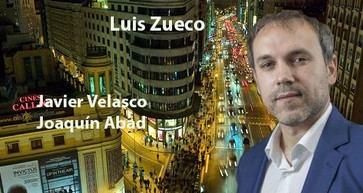 Luis Zueco, el escritor de novela histórica
