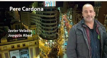 Pere Cardona y la Segunda Guerra Mundial