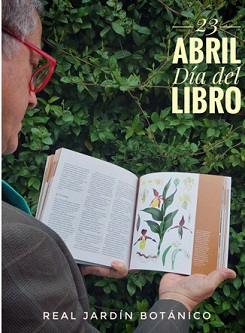 Los trabajadores del Real Jardín Botánico leerán la inmortal obra de Miguel de Cervantes