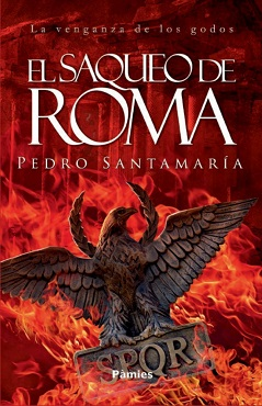 Pedro Santamaría nos traslada al siglo V, en pleno declice de Roma, en su nueva novela histórica