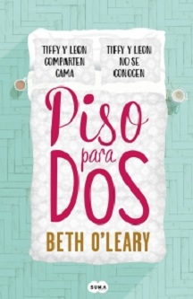 Beth O' Leary debuta en la narrativa con la comedia feel good