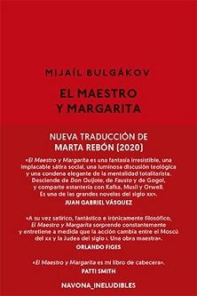 Se reedita la obra maestra de Mijaíl Bulgákov
