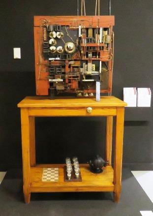 El ajedrecista electromagnético