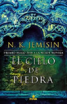 """""""El cielo de piedra"""", de N. K. Jemisin"""