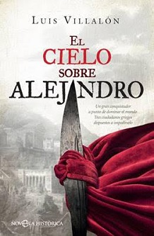 Luis Villalón publica la novela histórica