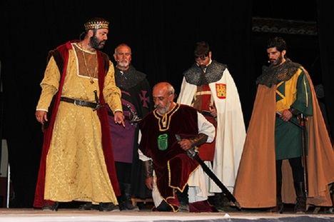El Cid Campeador regresa a Burgos: mercadillo, representación teatral y comida popular en las V Jornadas Cidianas de Huerta de Rey
