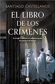 """""""El libro de los crímenes"""", de Santiago Castellanos"""