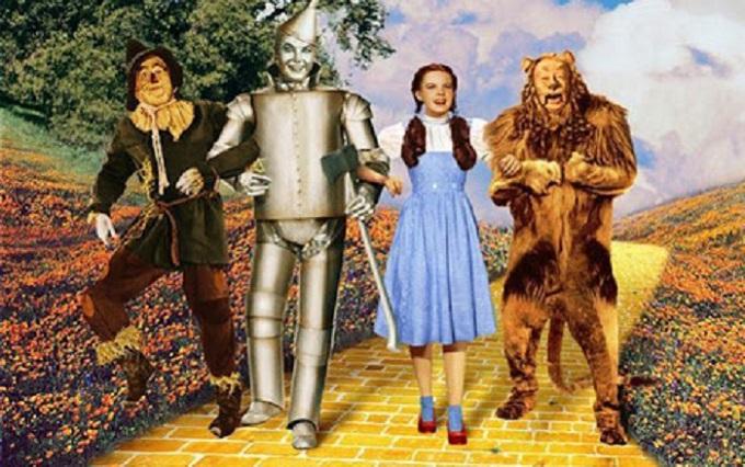 Fotograma de 'El mago de Oz'