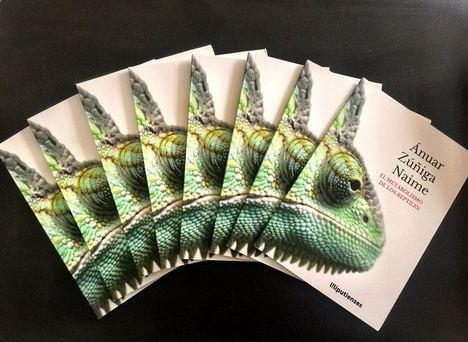 """""""El metabolismo de los reptiles"""": la ausencia como herida atemporal"""