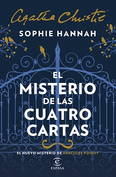 Vuelve Hércules Poirot, el detective más célebre de la historia de la novela negra, de la mano de Sophie Hannah