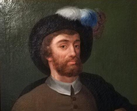 Castellanomanchegos en la expedición de Magallanes-Elcano
