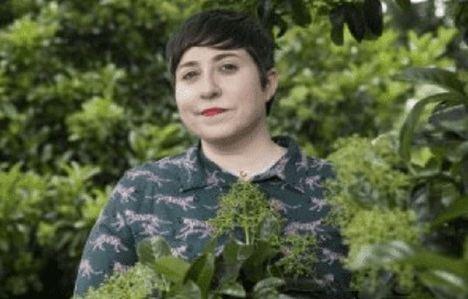 Elena Medel ganadora de la X edición del Premio Francisco Umbral al Libro del Año 2020 por la novela