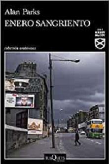 Alan Parks publica su primera novela