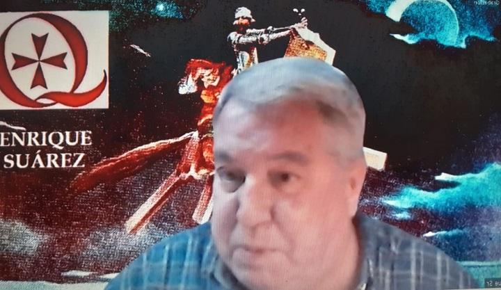 Enrique Suárez en directo