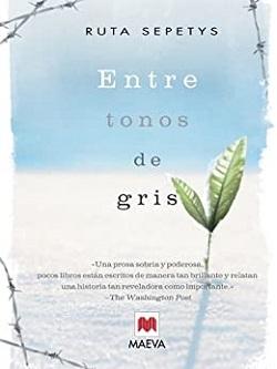 """Ruta Sepetys visita España para presentar su novela """"Entre tonos de gris"""""""