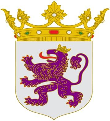 Escudo del RegnumImperiumLegionensis