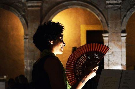 """Eva Guillamón: """"La poesía es una radiografía de lo invisible"""""""