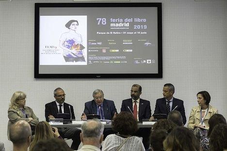 La Feria del Libro de Madrid presenta su programación cultural diseñada para todos los públicos