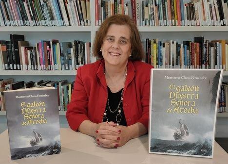 Montserrat Claros Fernández publica la novela histórica