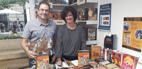 David Acebes y Sonsoles Yáñez pregonarán las XIX jornadas del libro infantil y juvenil de Sebúlcor