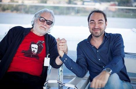Carlo Frabetti y Nando López, ganadores de la 42.ª edición de los Premios SM El Barco de Vapor y Gran Angular