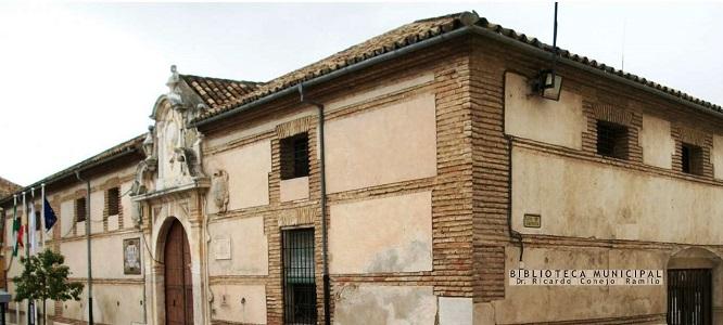 Biblioteca Pública de Archidona (Málaga)