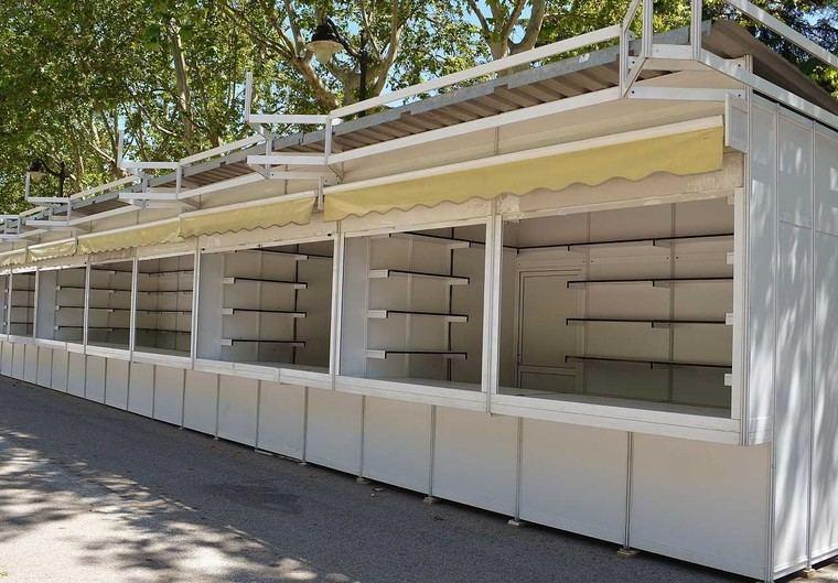 Feria del Libro de Madrid 2020