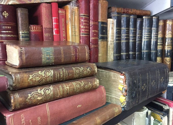 Feria del Libro Viejo y Antiguo de Madrid
