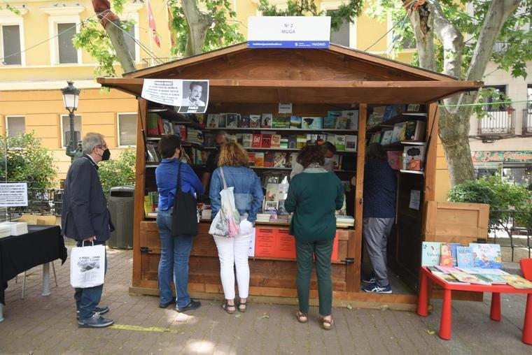 Feria del Libro de Vallecas