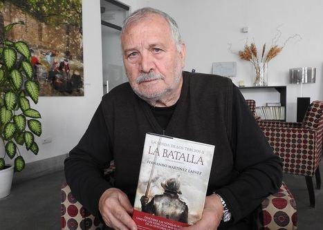 """Fernando Martínez Laínez: """"La historia la hacen los hombres y sus líderes"""""""