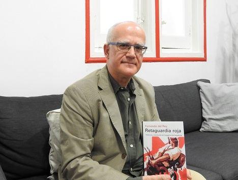 """Fernando del Rey: """"En la guerra civil, no hubo dos Españas. Hubo cuatro Españas"""""""