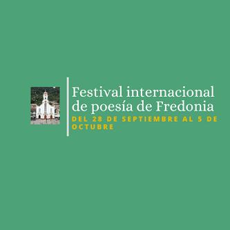 Nueva edición del Festival Internacional de poesía de Fredonia 2020