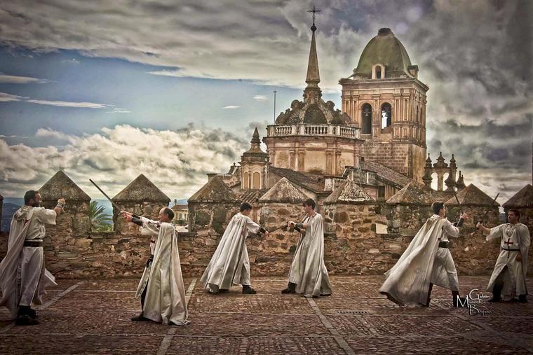 Festival Templario de Jerez de los Caballeros (Badajoz)