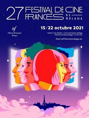 El Festival de Cine Francés de Málaga vuelve en 2021 para mostrar la diversidad en la creación francófona