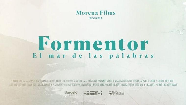 Formentor. El mar de las palabras