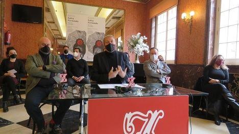 En el Ambigú del  Teatro de la Zarzuela tuvo  lugar, en rueda de prensa, la  presentación de 'Luisa Fernanda' de Federico Moreno Torroba
