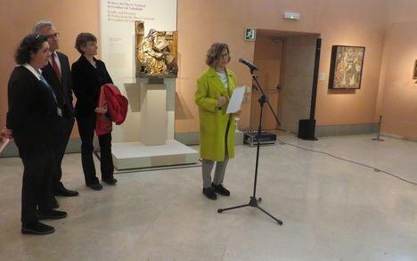 Exposición: Realidad y devoción. 10 obras del Museo Nacional de Escultura de Valladolid