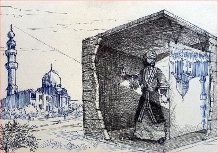 Alhazen realizó su impresionante descubrimiento mientras se encontraba en prisión