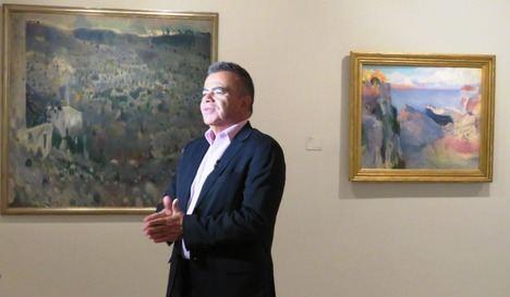 """Se abre la exposición: """"Redescubriendo el Mediterráneo"""" en la Fundación MAPFRE"""
