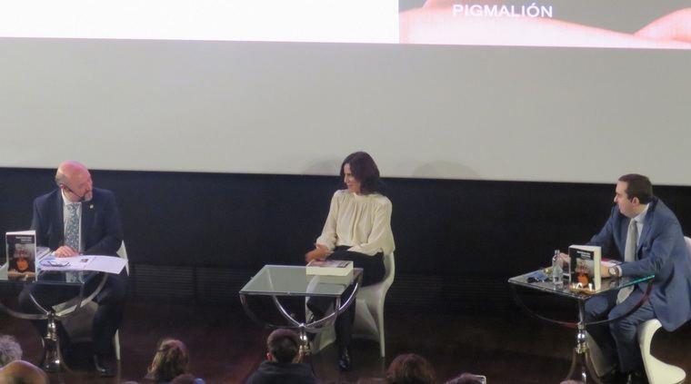 Presentación del libro Aitana Sánchez-Gijón: cintas y letras'