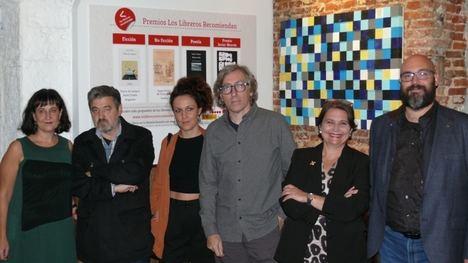 Entrega de los premios 'Los libreros recomiendan 2018'