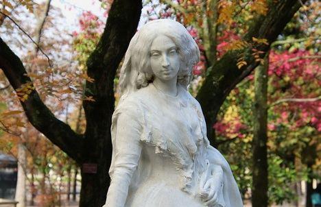 George Sand o la mujer que fue escritor