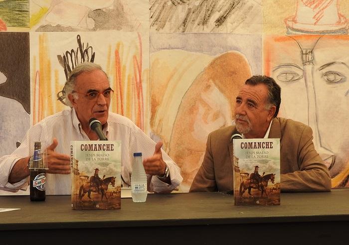 Fermín Goñi y Jesús Maeso de la Torre