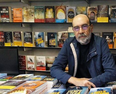 """Entrevista a Guillermo Galván: """"A Lombardi le agradezco la cantidad de lectores y amigos que me ha dado"""""""