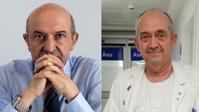 Miguel Ángel y Julio Martínez-González