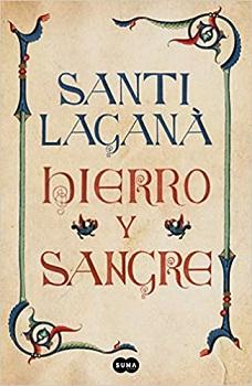 Santi Laganà debuta en la novela histórica con